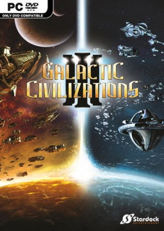 Galactic Civilizations III v.1.32 + 5 DLC (2015/PC/RUS) Repack by FitGirl