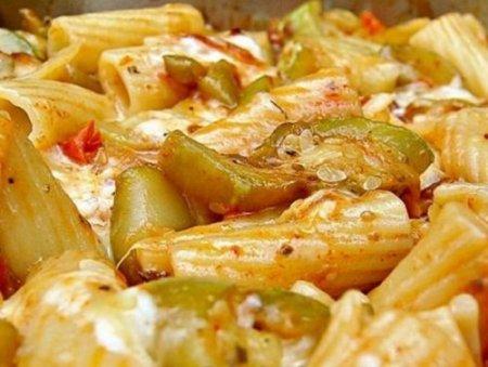 Спагетти с кабачками, видео урок (2013)