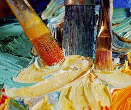 Уроки живописи и рисования маслом, видео урок (2014)