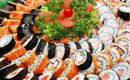 Готовим легко: суши и роллы, просто вкусно и красиво, видео урок (2014)