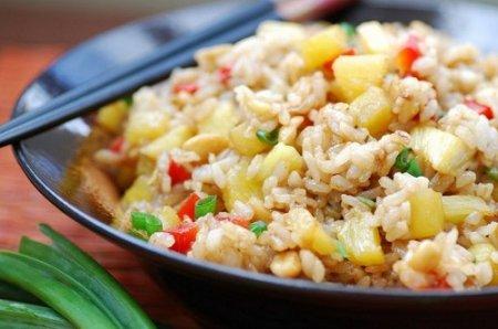 Жареный рис с овощами (2012)