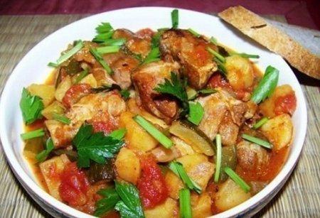 Рецепты блюд из конины (2015)