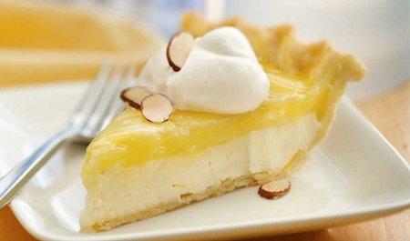 Лимонный пирог рецепт (2012)