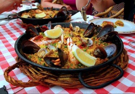Паэлья с морепродуктами (2012)