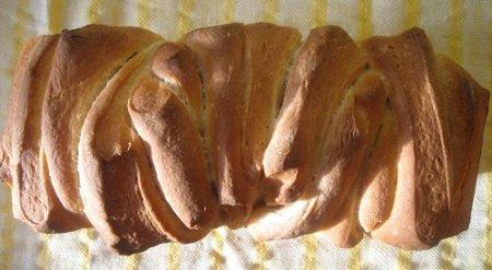 Итальянский хлеб «Гармошка» (2015)