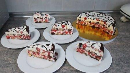 Сметанный торт своими руками (2015)