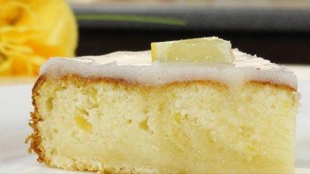 Лимонный пирог с глазурью (2015)