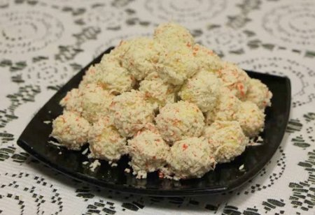 Пикантная сырная закуска - Рафаэлло (2015)