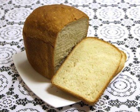 Домашний хлеб с хрустящей корочкой (2015)
