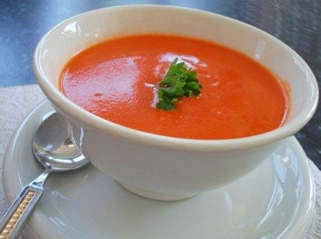 Томатный суп с чечевицей (2015)