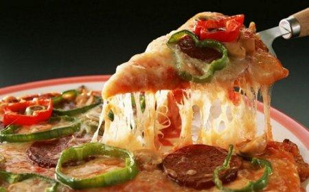Итальянская пицца по-домашнему (2015)