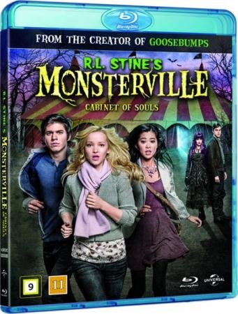 Монстервилль  / R.L. Stine's Monsterville: The Cabinet of Souls  (2015) HDRip