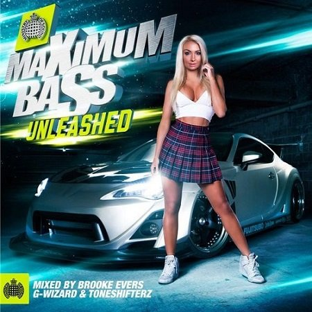 VA - Ministry of Sound: Maximum Bass Unleashed (2015)
