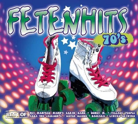 VA - Fetenhits: Best Of 70's (2015)