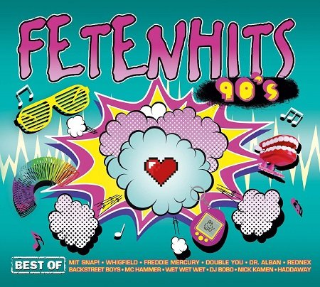 VA – Fetenhits Best Of 90s (2015)