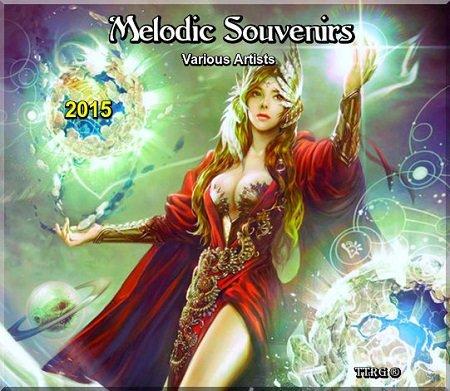 VA - Melodic Souvenirs (2015)