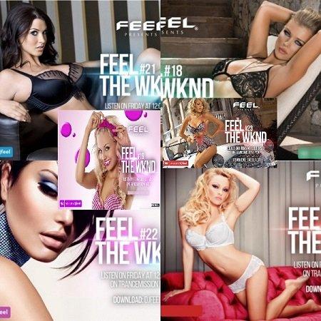 DJ Feel - THE WKND vol. 17-26 [TranceMission radio] (2015)