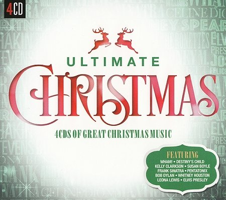 VA - Ultimate Christmas 4CDs of Great Christmas Music (2015)