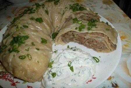 Ханум - блюдо узбекской кухни (2015)