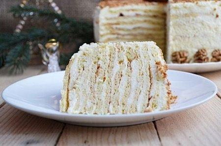Творожный торт без выпечки (2013)