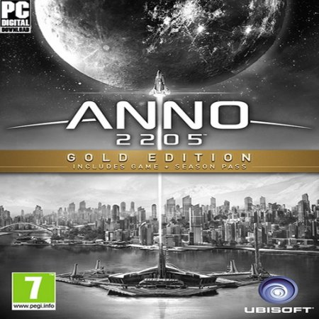 Anno 2205: Gold Edition (2015/PC/RUS) RePack by SpaceX