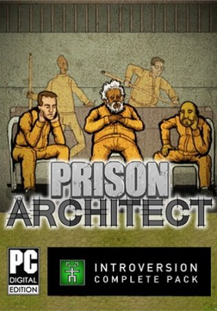 Prison Architect v.1.0a (2015/PC/RUS) Repack by Let'sРlay