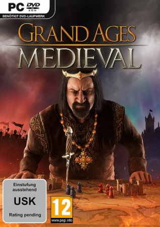 Grand Ages: Mediеval v.1.1.0.20762 + 2 DLC (2015/PC/RUS) RePack by R.G. Catalyst