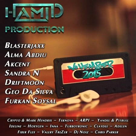VA - Hamd Production November (2015)