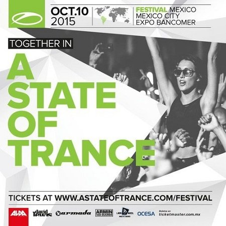 VA - John O Callaghan: Live At A State of Trance Festival (2015)