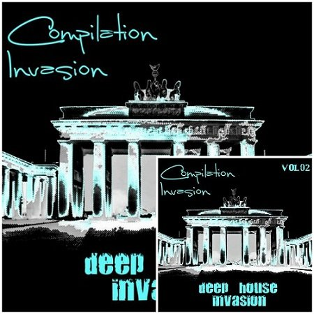 VA - Deep House Invasion Vol 01-02 (2015)