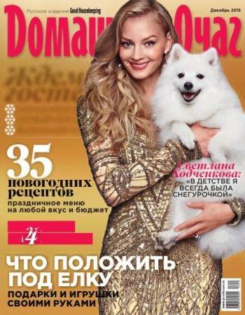 Домашний очаг №12 (декабрь /  2015) Россия