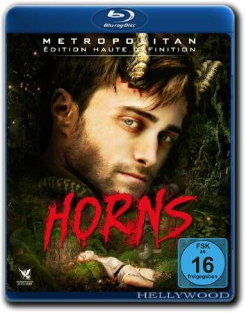 Рога  / Horns  (2013) BDRip-AVC