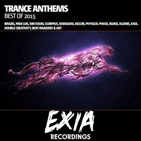 Trance Anthems Best of (2015)