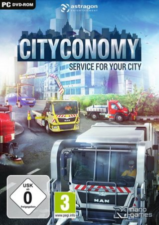 CITYCONOMY: Service for your City (2015/PC/RUS) RePack by R.G. Freedom