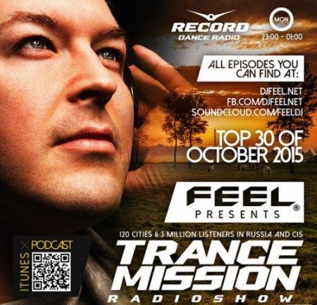 DJ Feel - Top 30 of November [08-12] (2015)