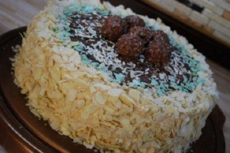 Тыквенный торт рецепт (2015)