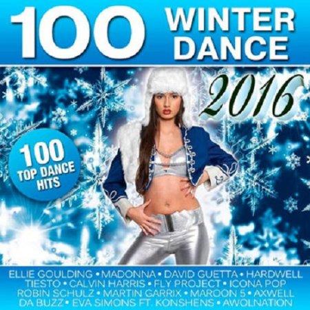 VA - 100 Winter Dance 2016 (2015)