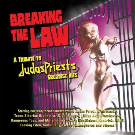 VA - Breaking The Law A Tribute To Judas Priest (2015)
