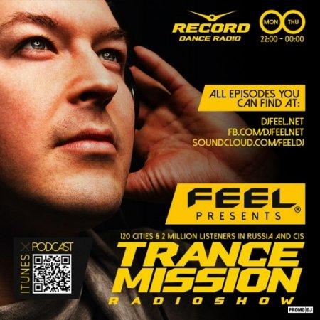 DJ Feel - TranceMission [14.12] (2015)