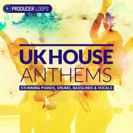 VA - UK House Anthems Stunningly (2015)