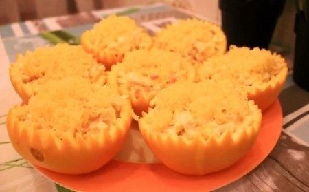 Апельсиновый салат (2015)