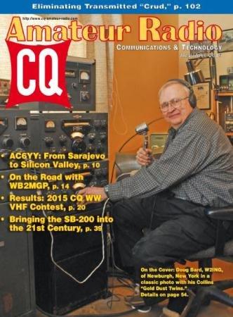 CQ Amateur Radio №1 (январь /  2016)