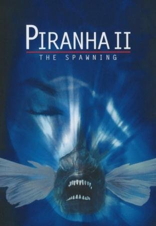 Пираньи 2  / Piranha Part Two: The Spawning  Нерест (1981) DVDRip