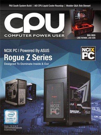 Computer Power User №1 (Январь 2016)