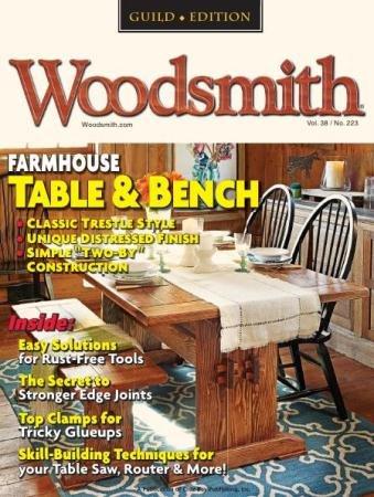 Woodsmith №223 (февраль-март /  2016)