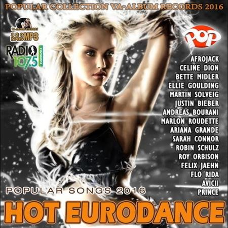 Hot Eurodance Party (2016)