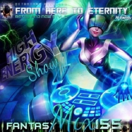 VA - Fantasy Mix 155 From Here To Eternity (2015)
