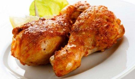 Kуриные ножки в духовке из серии «Блюда из курицы» (2015)