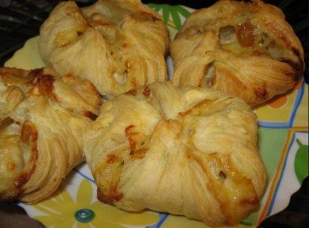 Пирожки из куриной грудки из серии «Блюда из курицы» (2015)