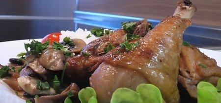 Курица Провансаль из серии «Блюда из курицы» (2015)